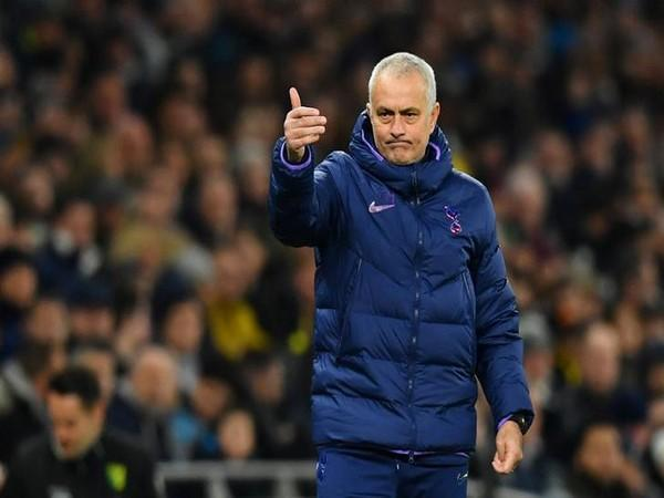 Tottenham manager Jose Mourinho. (File photo)