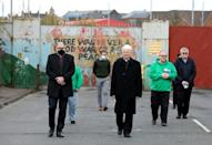 Northern Ireland marks its centenary on Monday