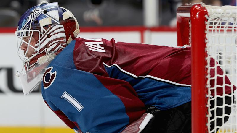 Avalanche playoff hopes take a hit as Semyon Varlamov, Erik Johnson out for long term
