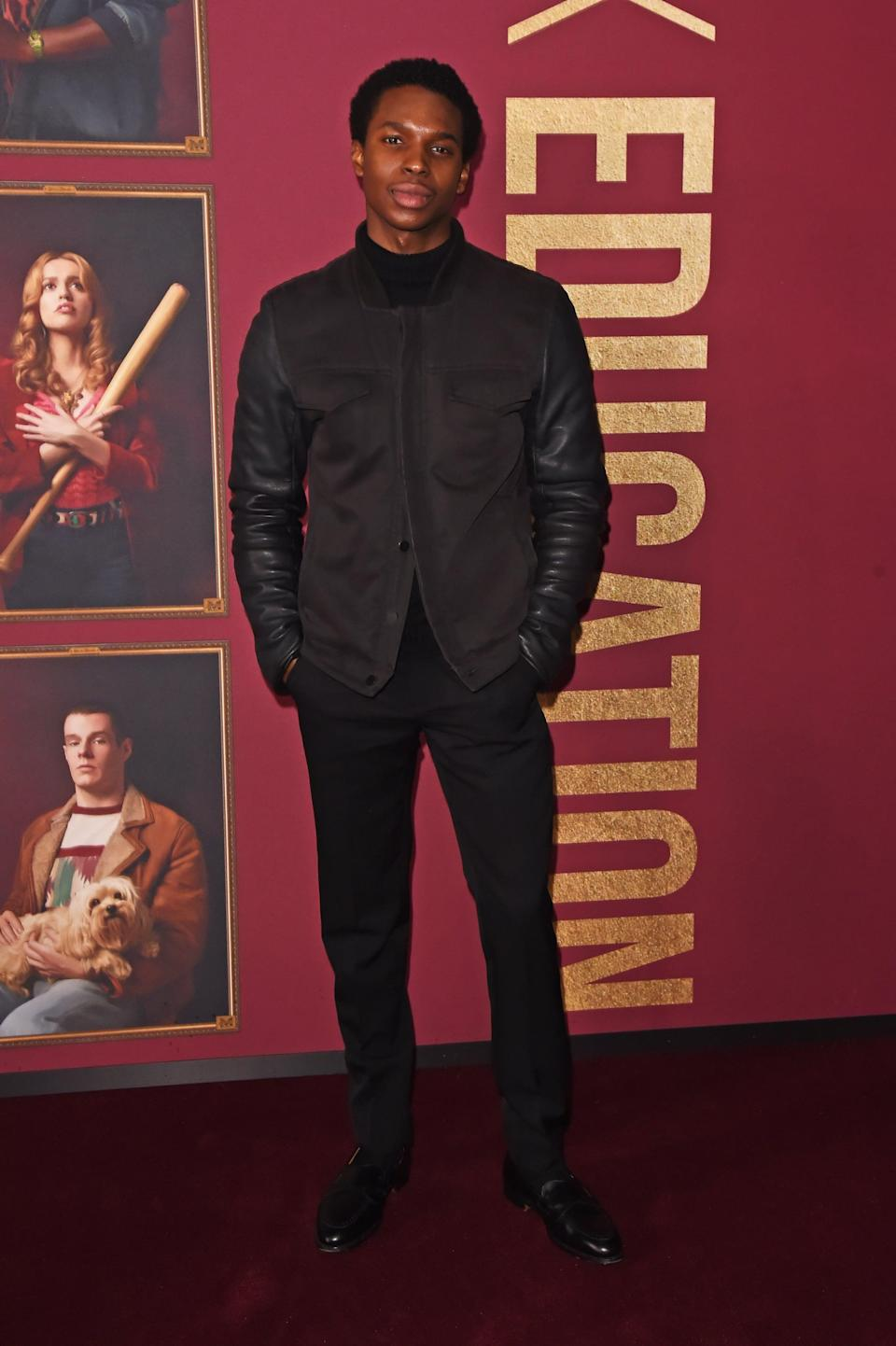 <p>Williams-Stirling will reprise his role as Jackson, Moordale's swimming star.</p>