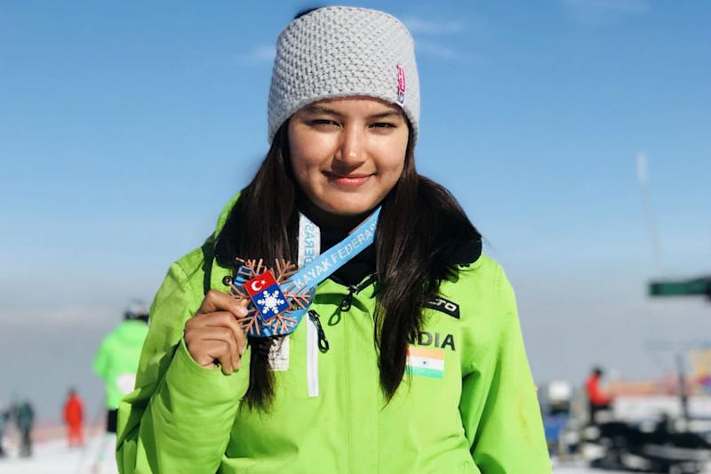 Exclusive | Against All Odds, Aanchal Thakur Waves the Indian Flag High in Skiing