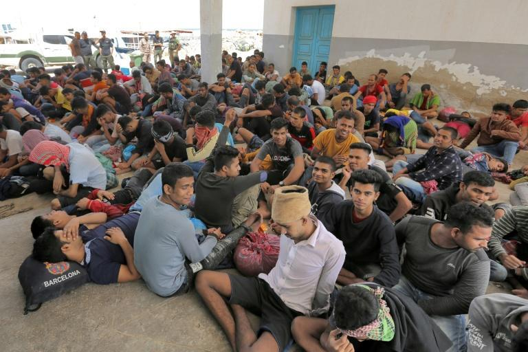 Libya remains one of the main departure points for migrants hoping to attempt the dangerous Mediterranean crossing