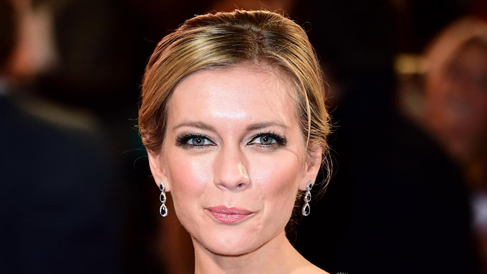 Rachel Riley wasn't sure why she'd got pulled into this Twitter conversation