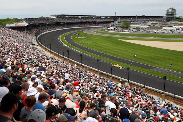 <p>The Indianapolis 500 is one of the most popular sporting events in the world</p> (Getty Images)