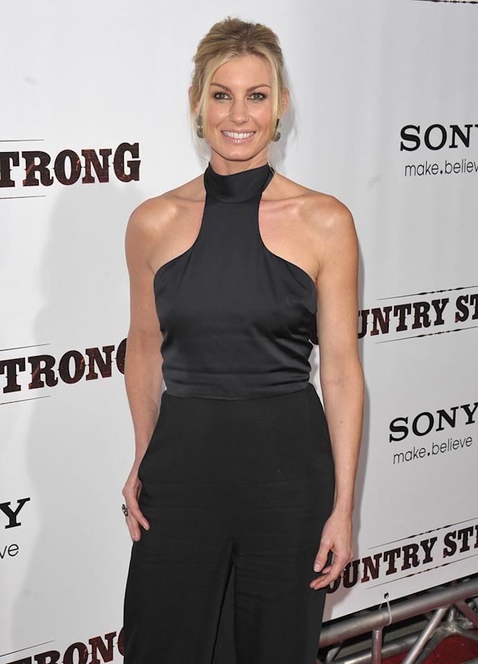"""Country singer Faith Hill turns 44. John Shearer/<a href=""""http://www.wireimage.com"""" target=""""new"""">WireImage.com</a> - December 14, 2010"""