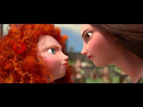 """<p>An unlikely Disney princess is found in Merida - the curly red-haired Scottish warrior - who in one film undoes the antiquated, fairytale belief that marriage is the end, finite goal.</p><p>Plus, the 2012 film features a super strong cast of legendary British talent, including Emma Thompson, Julie Walters, Robbie Coltrane and Billy Connolly. </p><p><a href=""""https://www.youtube.com/watch?v=TEHWDA_6e3M"""" rel=""""nofollow noopener"""" target=""""_blank"""" data-ylk=""""slk:See the original post on Youtube"""" class=""""link rapid-noclick-resp"""">See the original post on Youtube</a></p>"""