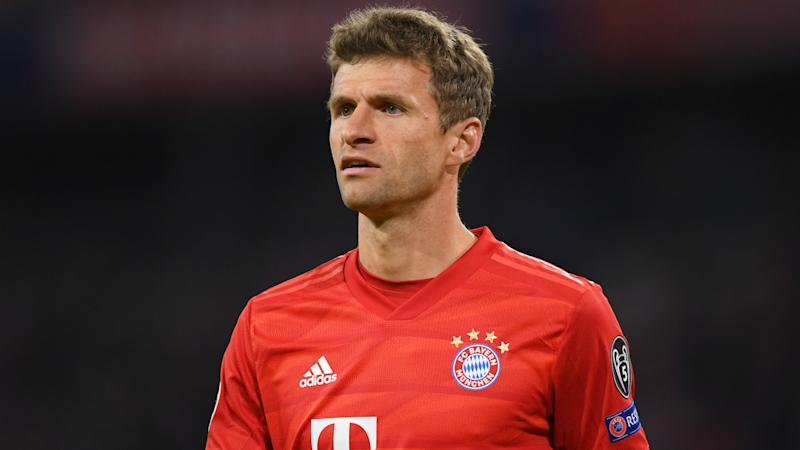 Muller considering Bayern Munich future due to lack of game time under Kovac