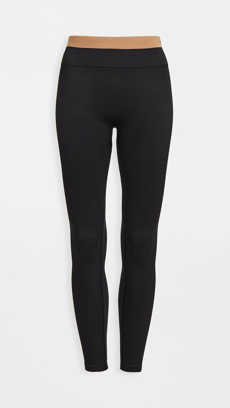 <p>Get moving in these essential <span>Reebok x Victoria Beckham RBK VB Seamless Tights</span> ($72, originally $120).</p>
