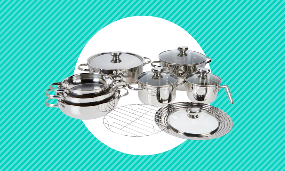Are you ready to take your home cooking to the next level? (Photo: HSN)
