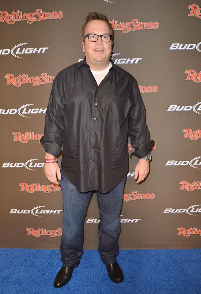 NEW ORLEANS, LA - FEBRUARY 01:  Actor Tom Arnold arrives at the Rolling Stone LIVE party held at the Bud Light Hotel on February 1, 2013 in New Orleans, Louisiana.  (Photo by Gustavo Caballero/Getty Images for Rolling Stone)