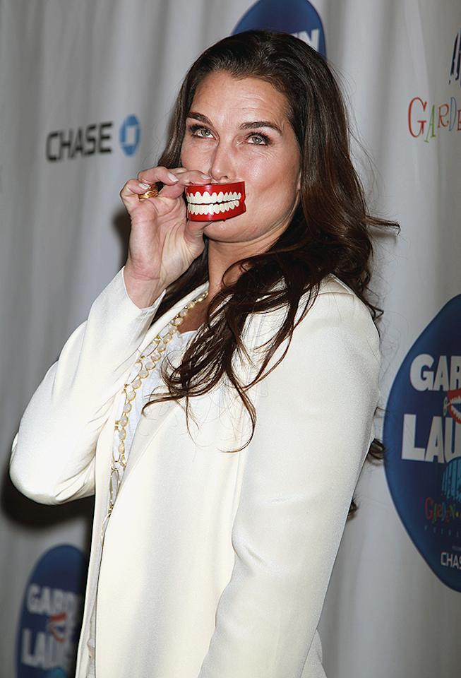 'Garden of Laughs' Comedy Benefit, Madison Square Garden, NY.