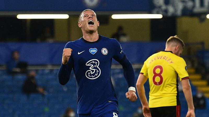 Premier League: Chelsea, Man Utd and Leicester win in battle for top four