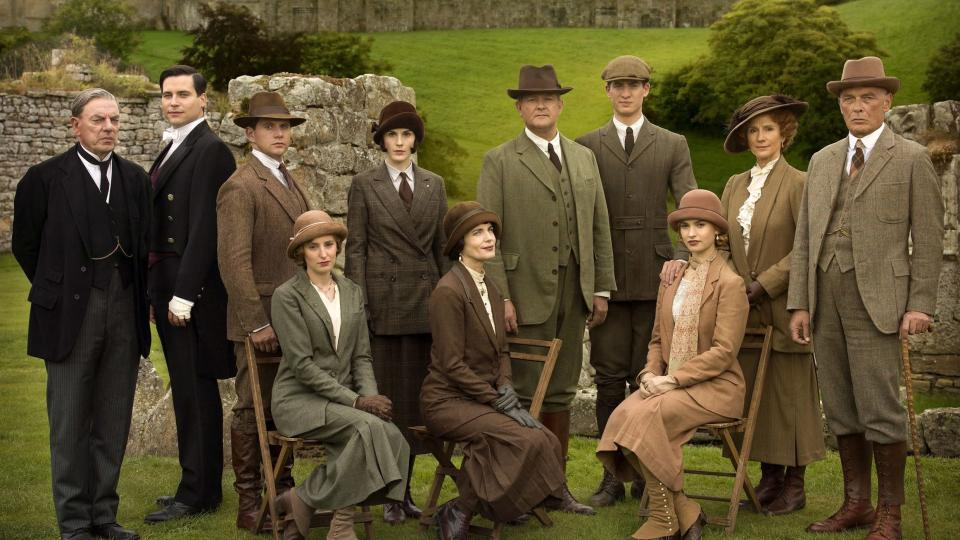 Downton Abbey will return as a movie.