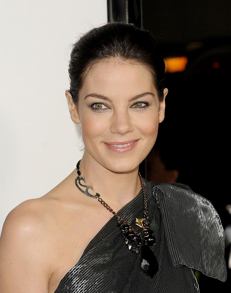"<a href=""http://movies.yahoo.com/movie/contributor/1804504037"">Michelle Monaghan</a> at the Los Angeles premiere of <a href=""http://movies.yahoo.com/movie/1810073710/info"">Invictus</a> - 12/03/2009"