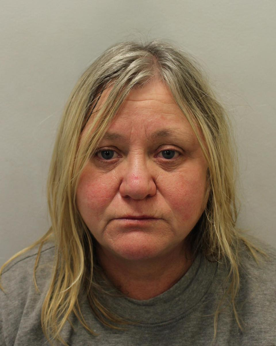 Mother Ann Grogan was also found guilty of manslaughter (Met Police)