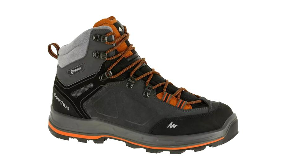 Trek 100 Men's Mountain Trekking Boots