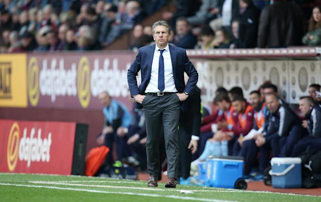 Leicester City's miserable start to April shouldn't cost Claude Puel his job