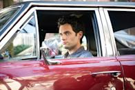 """<p>Penn Badgley is basically Dan Humphrey but creepier in this series about a bookstore clerk who starts stalking a woman he's dating. But we'll stop there: It's best to go into this show spoiler-free because the many twists and turns are truly wild. </p> <p><a href=""""https://www.netflix.com/title/80211991"""" rel=""""nofollow noopener"""" target=""""_blank"""" data-ylk=""""slk:Available to stream on Netflix"""" class=""""link rapid-noclick-resp""""><em>Available to stream on Netflix</em></a></p>"""