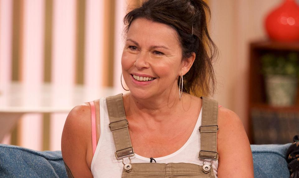 Julie Graham, star of 'The Bletchley Circle' and pictured last year, talks about her struggle with a premature birth on 'White Wine Question Time'. [Photo: Getty]