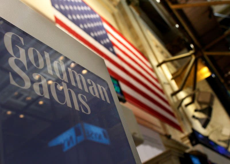 Goldman Sachs leans on trading profits to boost capital, legal reserves