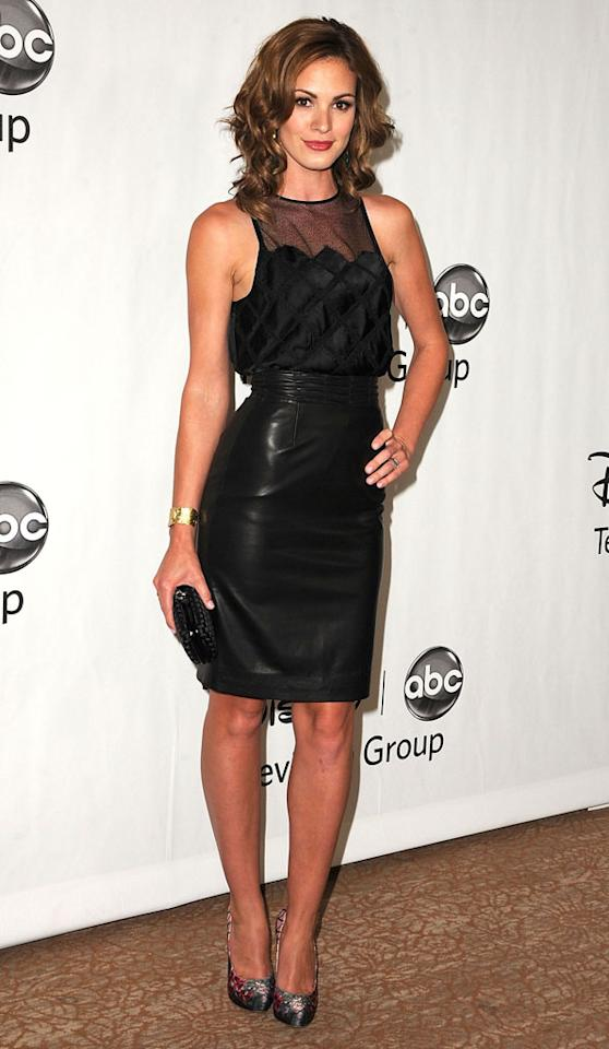 "Daisy Betts (""Last Resort"") arrives at  the Disney/ABC Television Group Summer 2012 Press Tour Party at The  Beverly Hilton Hotel on July 27, 2012 in Beverly Hills, California."
