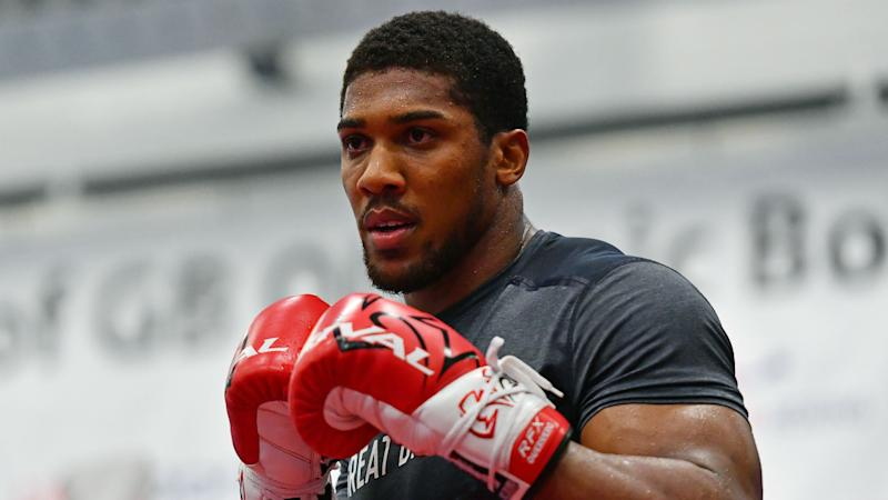 Tyson Fury fight would be my biggest - Joshua