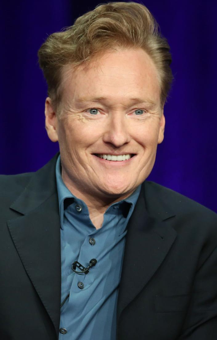 "<a href=""http://www.pinkisthenewblog.com/2010-11-05/conan-obrien-talks-to-playboy-magazine"" rel=""nofollow noopener"" target=""_blank"" data-ylk=""slk:""I've tried pot, but it doesn't do much for me."""" class=""link rapid-noclick-resp"">""I've tried pot, but it doesn't do much for me.""</a>"
