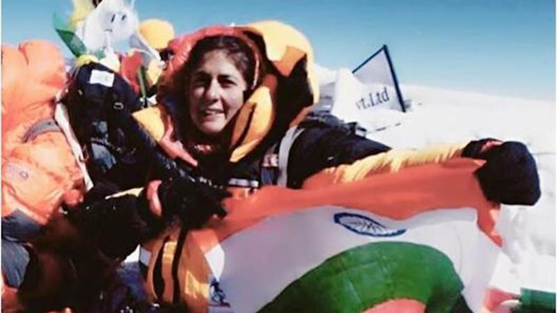 Meet Sangeeta Bahl, the oldest Indian-woman to scale Mount Everest