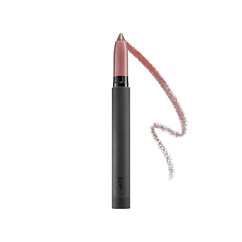 "<p>This sign has intensely flirty energy. In fact, they typically can't wait for an excuse to get under the mistletoe. This long-lasting lip crayon from Bite Beauty lasts through kisses, meals with loved ones, and keeps lips moist while doing so. </p> <p><strong>$6</strong> (<a href=""https://shop-links.co/1692211068035373037"" rel=""nofollow"" target=""_blank"">Shop Now</a>) </p>"