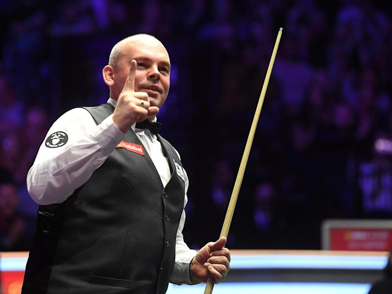 Stuart Bingham defeated Ali Carter at Alexandra Palace on 19 January 2020: Getty Images