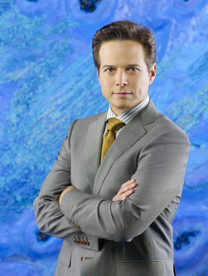 "Scott Wolf stars as Chad Decker in ""V."""