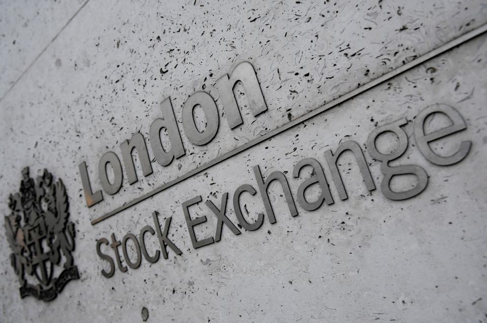 The London Stock Exchange Group offices are seen in the City of London (REUTERS)