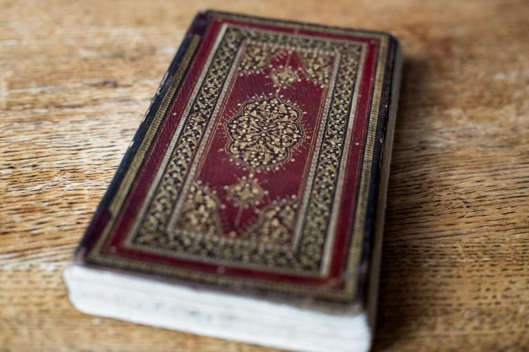 Experts said the book could be of great historical and literary value for scholars and admirers of Hafez