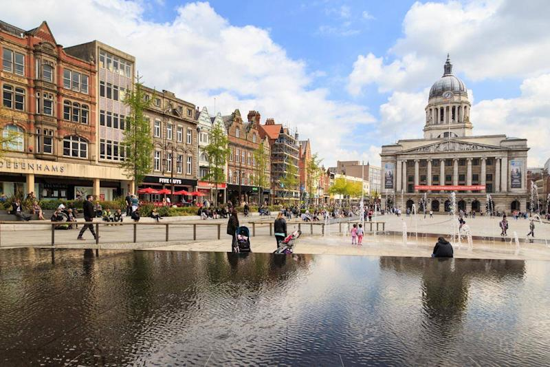 Nottingham had hoped to win the 2023 crown and had prepared a bid (Getty Images)