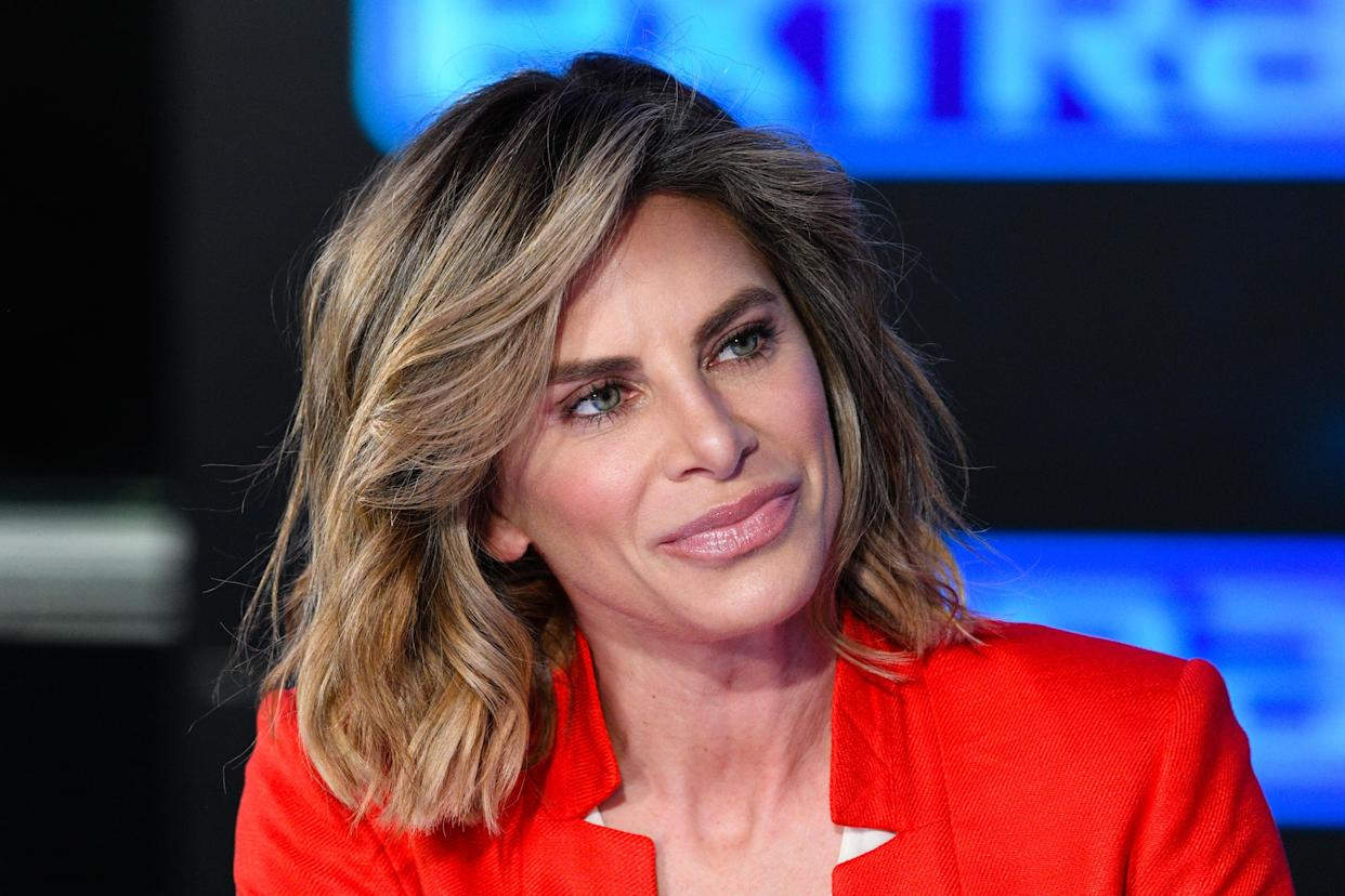 Jillian Michaels revisited her controversial remarks about Lizzo in a new interview. (Photo: Noel Vasquez/Getty Images)