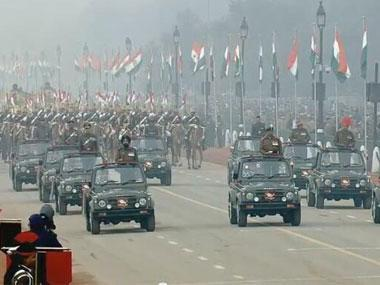 India will celebrate its 69th Republic Day on Friday by showcasing its military prowess, culture and diversity in the presence of leaders of the 10 ASEAN nations who will attend the event as chief guests.