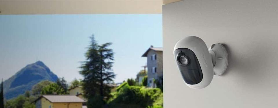 Truly Wire-Free, Battery or Solar Powered IP Camera