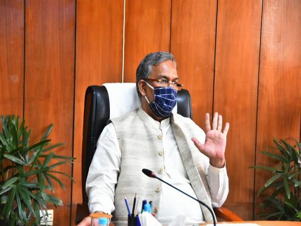 Uttarakhand Chief Minister Trivendra Singh Rawat. (File photo)