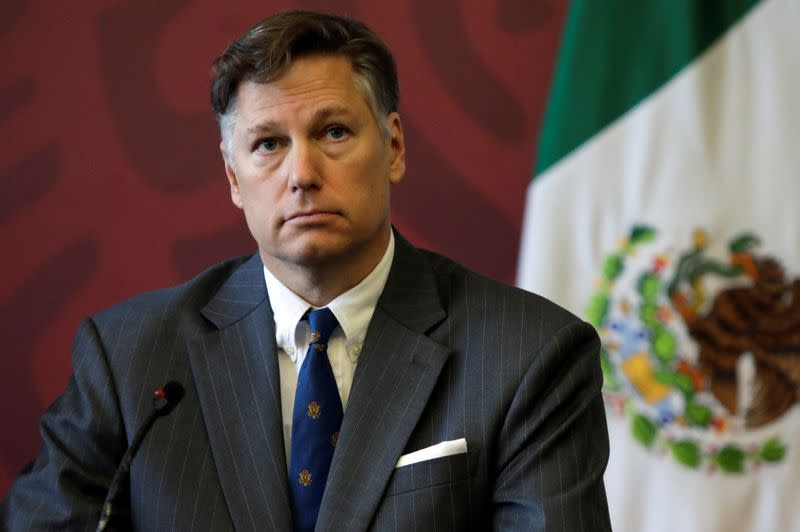 U.S. eyes customs deal with Mexico, plans attorney general visit in January