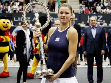 WTA Linz: Italy's Camila Giorgio eases past Ekaterina Alexandrova in straight sets to win second career title