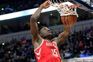 Mike Gallagher breaks down how the Rockets are handling the loss of Clint Capela