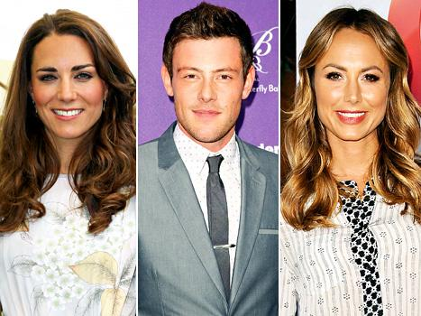 Cory Monteith Died of Heroin, Alcohol Overdose, Kate Middleton's Birth Plan Revealed: Top 5 Stories