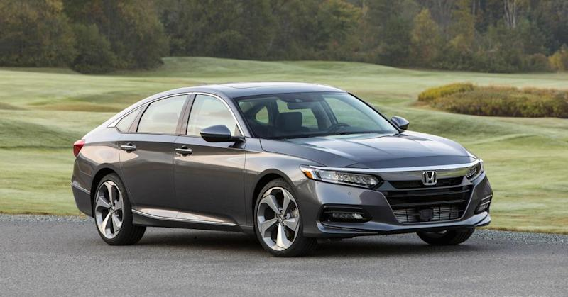 And the North American Car of the Year is ...