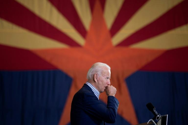 Arizona has not elected a Democrat since Bill Clinton's second win in 1996 -- but as the state sees major demographic changes, Joe Biden has campaigned in Phoenix