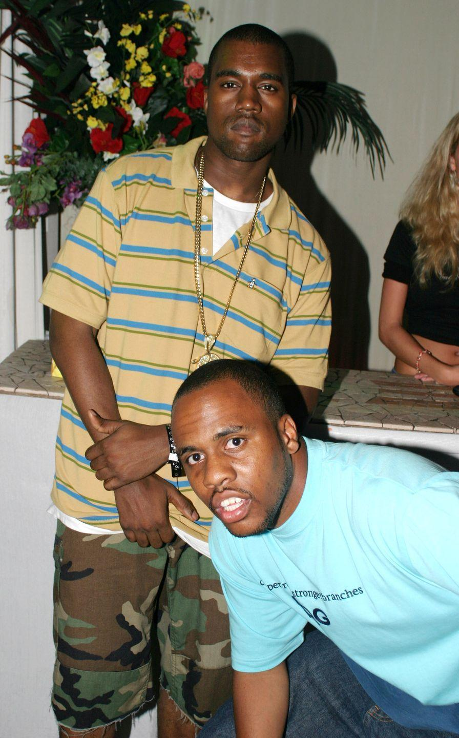 """<p>Back when West was still a producer in 2002, he got into a <a href=""""http://usatoday30.usatoday.com/life/music/news/2005-08-21-kanye-west-inside_x.htm"""" rel=""""nofollow noopener"""" target=""""_blank"""" data-ylk=""""slk:car accident where he almost died"""" class=""""link rapid-noclick-resp"""">car accident where he almost died</a>. He wrote about the experience in his debut album, <em>Through the Wire</em>, which launched his rapping career. """"If I would have passed that night, that would have been the end of my legacy,"""" he told USA Today (via <a href=""""https://www.insider.com/celebrities-who-almost-died-2019-1#a-car-crash-inspired-kanye-wests-debut-single-7"""" rel=""""nofollow noopener"""" target=""""_blank"""" data-ylk=""""slk:Insider"""" class=""""link rapid-noclick-resp"""">Insider</a>). """"Now when I go into the studio, I act like this could possibly be my last day.""""</p>"""