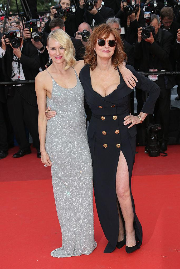 Naomi Watts and Susan Sarandon.
