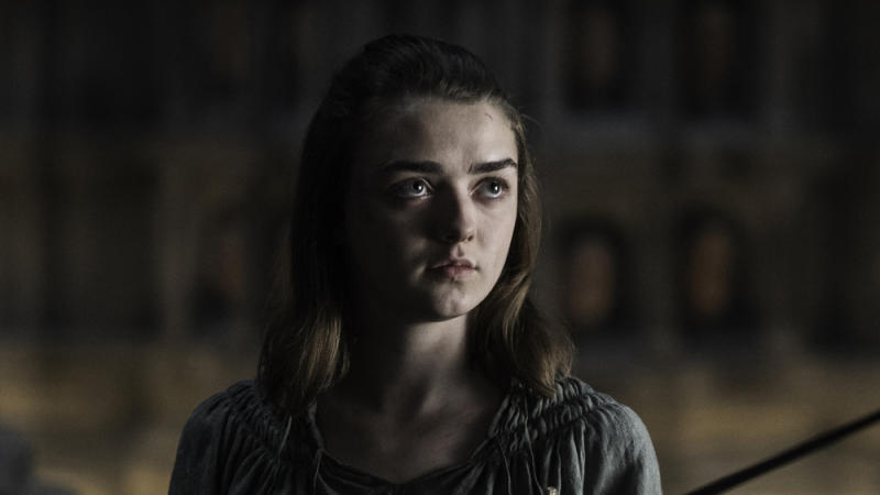 "Maisie Williams verrät genauen Starttermin der finalen ""GoT""-Staffel"