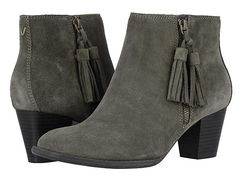 These booties are made for everyday wear. (Photo: Zappos)