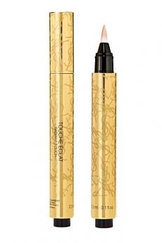 Yves Saint Laurent Touche Eclat (Radiant Touch) still remains a favourite for the way it instantly brightens the eyes.