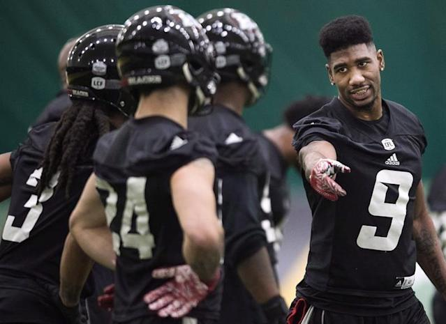 Ottawa Redblacks re-sign defensive back Jonathan Rose
